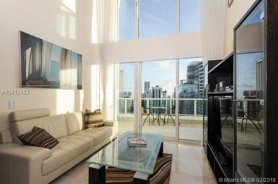 41 SE 5th St UNIT PH2408, Miami, FL 33131 - MLS#: A10413423