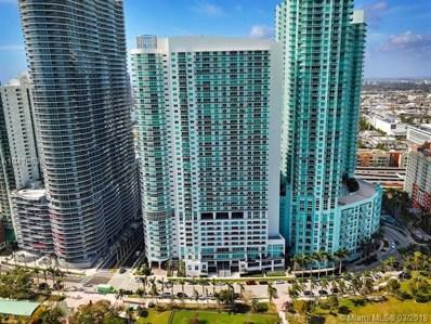 1800 N Bayshore Dr UNIT 1615, Miami, FL 33132 - MLS#: A10413636
