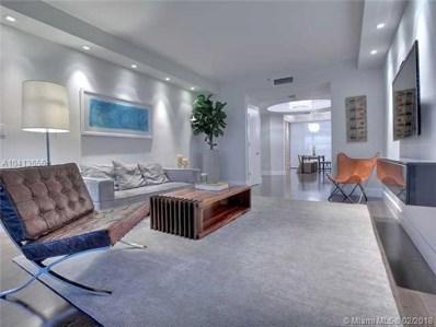 300 S Pointe Dr UNIT 2206, Miami Beach, FL 33139 - MLS#: A10413656