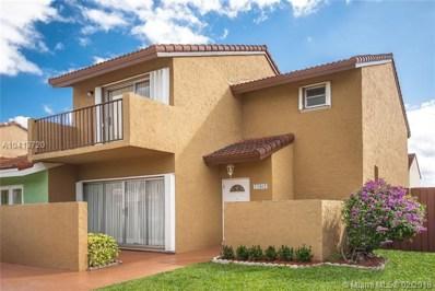 11802 SW 13 St UNIT B, Miami, FL 33184 - MLS#: A10413720