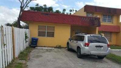 504 NW 179th St UNIT 504, Miami Gardens, FL 33169 - MLS#: A10413754