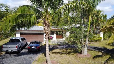 7425 SW 105th Ter, Pinecrest, FL 33156 - MLS#: A10413861
