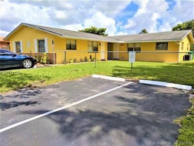 5941 NW 19th St, Lauderhill, FL 33313 - MLS#: A10414120