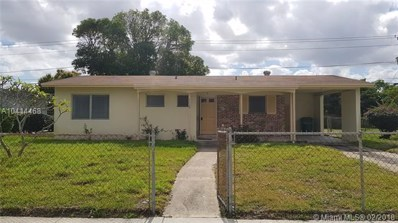 3220 NW 5th St, Lauderhill, FL 33311 - MLS#: A10414468