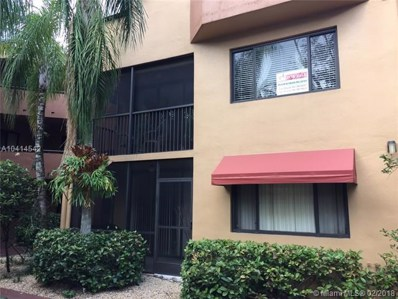15575 N Miami Lakeway N UNIT 204, Miami Lakes, FL 33014 - MLS#: A10414542