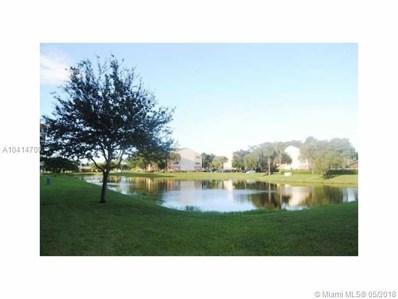 8040 Hampton Blvd UNIT 105, North Lauderdale, FL 33068 - MLS#: A10414709