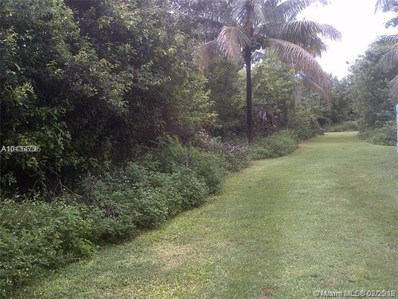 Sw 207 Ave (Approx) & Sw 376 S, Homestead, FL 33034 - MLS#: A10414735