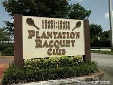 10401 W Broward Blvd UNIT 203, Plantation, FL 33324 - MLS#: A10414848