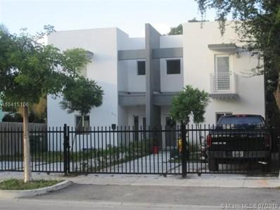 453 NE 68th St UNIT 453, Miami, FL 33138 - MLS#: A10415106