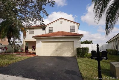13361 NW 13th St, Sunrise, FL 33323 - MLS#: A10415152