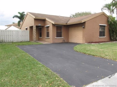14720 Cedar Creek Pl, Davie, FL 33325 - MLS#: A10415250