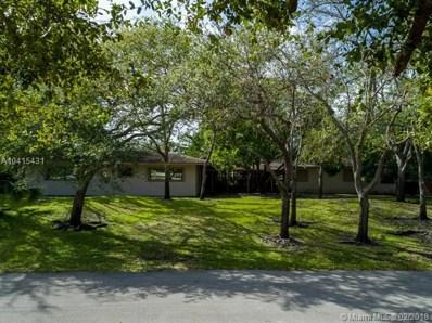 12850 SW 64th Ct, Pinecrest, FL 33156 - MLS#: A10415431