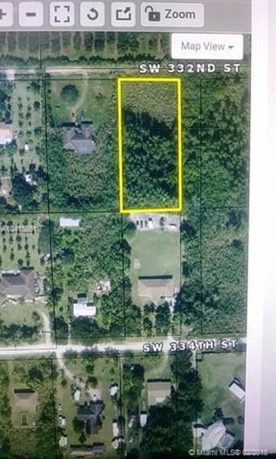 19570 SW 332 Street, Homestead, FL 33034 - MLS#: A10415661