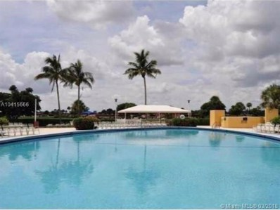508 Saxony K UNIT 508, Delray Beach, FL 33446 - MLS#: A10415666