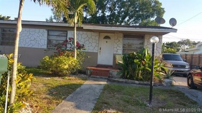 7710 Raleigh Street, Hollywood, FL 33024 - MLS#: A10416027