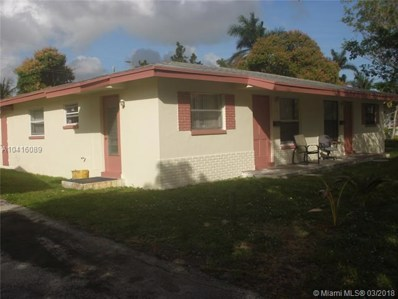 541 NW 17th Pl, Fort Lauderdale, FL 33311 - MLS#: A10416089