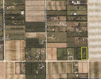 Sw 207 Ave (Approx) & Sw 376 S, Homestead, FL 33034 - MLS#: A10416259