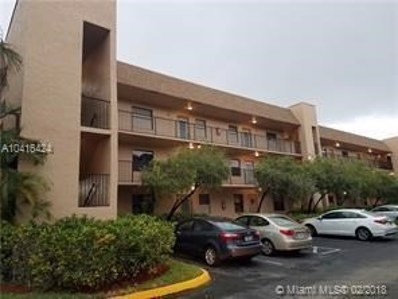 2941 N Nob Hill Rd UNIT 202, Sunrise, FL 33322 - MLS#: A10416424