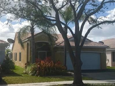 1633 Salerno Circle, Weston, FL 33327 - MLS#: A10416425