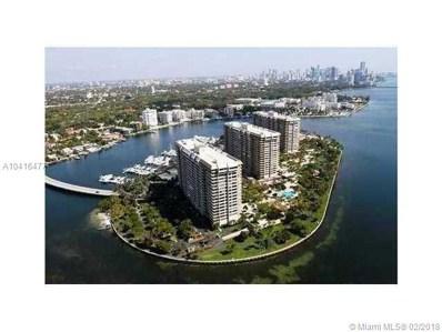 1 Grove Isle Dr UNIT A1409, Coconut Grove, FL 33133 - MLS#: A10416477