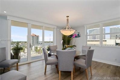 209 N Fort Lauderdale Beach Blvd UNIT 6A, Fort Lauderdale, FL 33304 - MLS#: A10416608
