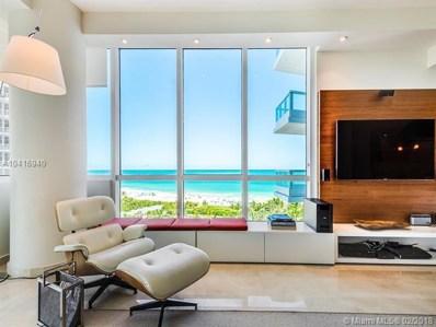 100 S Pointe Dr UNIT 1110, Miami Beach, FL 33139 - MLS#: A10416940