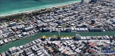 8127 Crespi Blvd, Miami Beach, FL 33141 - MLS#: A10417044