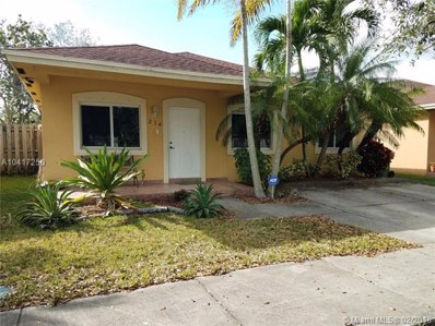 214 SW 15th Ter, Homestead, FL 33030 - MLS#: A10417250