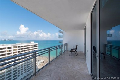 3535 S Ocean Dr UNIT 1706, Hollywood, FL 33019 - MLS#: A10417382