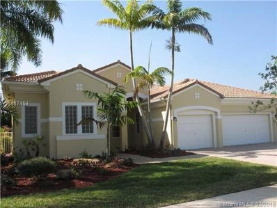1633 SW 159th Ave, Davie, FL 33326 - #: A10417454