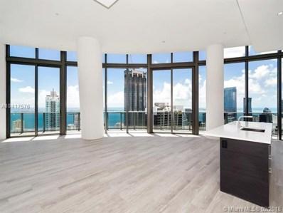 45 SW 9 Street UNIT 4903, Miami, FL 33130 - MLS#: A10417576