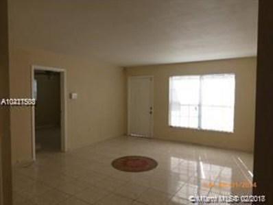 20000 NW 14th Pl, Miami Gardens, FL 33169 - MLS#: A10417583