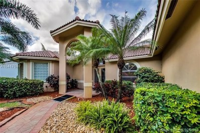 10779 NW 55th St, Coral Springs, FL 33076 - MLS#: A10417597