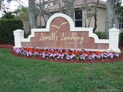 13184 NW 9th Ct, Pembroke Pines, FL 33028 - MLS#: A10417602
