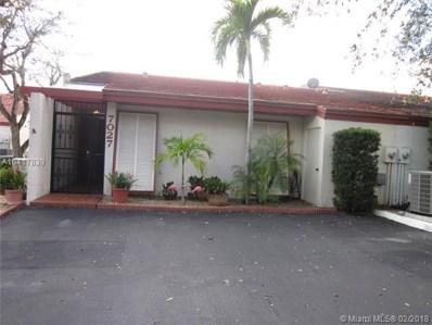 7027 Greentree Ln UNIT 7207, Miami Lakes, FL 33014 - MLS#: A10417839