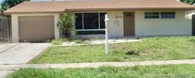 6731 NW 29th St, Sunrise, FL 33313 - MLS#: A10417848