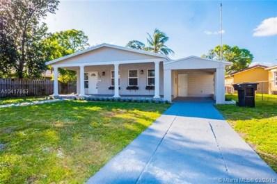 506 SW 17 St, Fort Lauderdale, FL 33315 - MLS#: A10417863