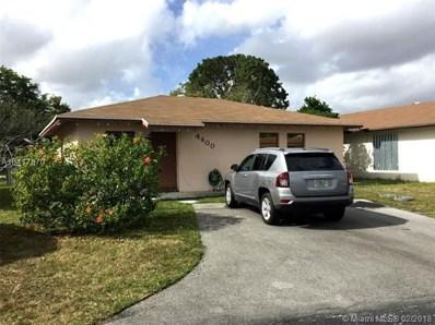 4400 SW 137th Ct, Miami, FL 33175 - MLS#: A10417870