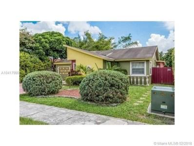 14364 SW 107th Ter, Miami, FL 33186 - MLS#: A10417980
