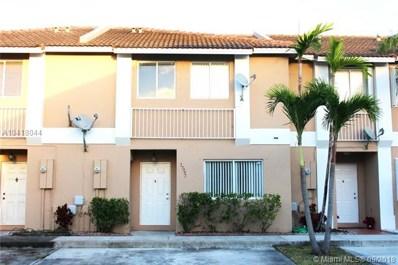 17751 SW 141st Ct UNIT 17751, Miami, FL 33177 - MLS#: A10418044
