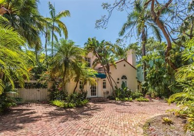 1782 Opechee Dr, Coconut Grove, FL 33133 - MLS#: A10418084