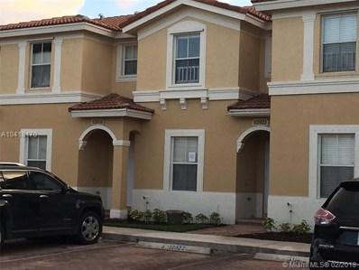 12922 SW 30th St UNIT 137, Miramar, FL 33027 - MLS#: A10418170