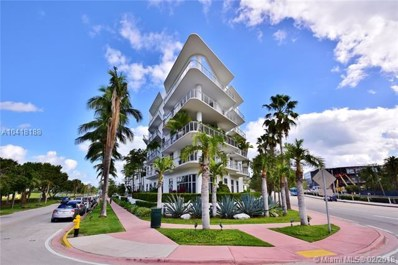 2001 Meridian Ave UNIT 519, Miami Beach, FL 33139 - MLS#: A10418188