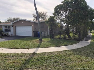 3190 NW 40th St, Lauderdale Lakes, FL 33309 - MLS#: A10418628