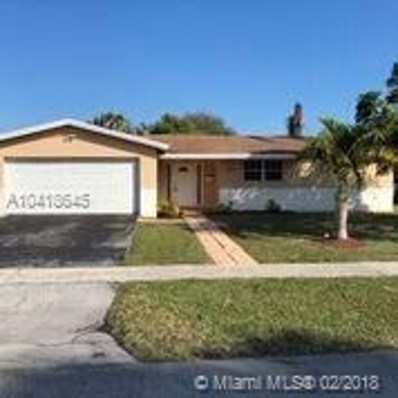 5841 NW 18th Ct, Sunrise, FL 33313 - MLS#: A10418645