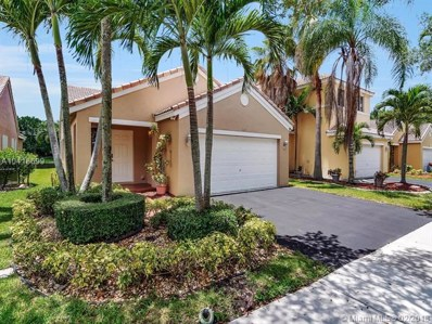 1689 E Salerno Cir, Weston, FL 33327 - MLS#: A10418699