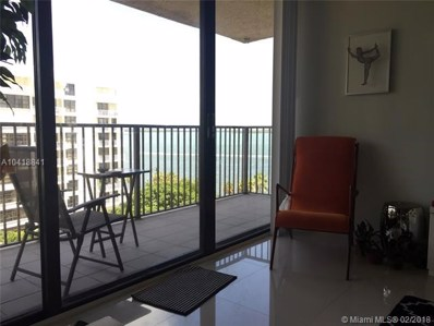 1450 Brickell Bay Dr UNIT 704, Miami, FL 33131 - MLS#: A10418841