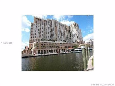 511 SE 5th Ave UNIT 910, Fort Lauderdale, FL 33301 - MLS#: A10418952