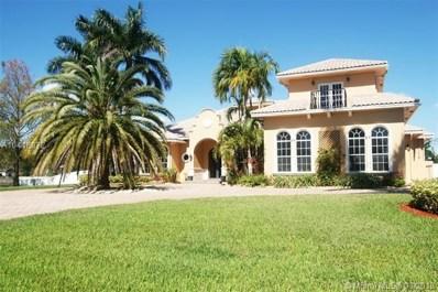 17681 SW 54th St, Southwest Ranches, FL 33331 - MLS#: A10418972