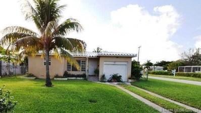 1538 Funston St, Hollywood, FL 33020 - MLS#: A10419139